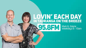 Radio chat with Mark & Jolene from The Breeze Tauranga 95.8FM about release of Hello! Kia ora! Welcome new friend!