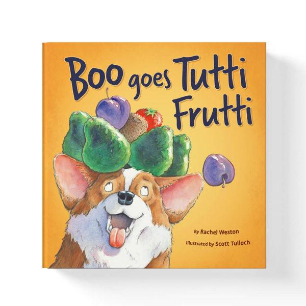 boo goes tutti frutti book