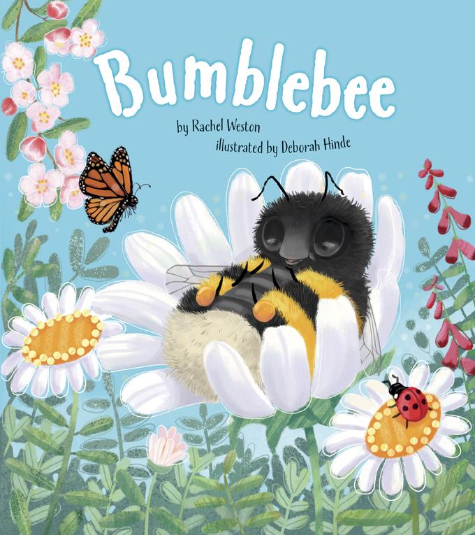 bumblebee book cover
